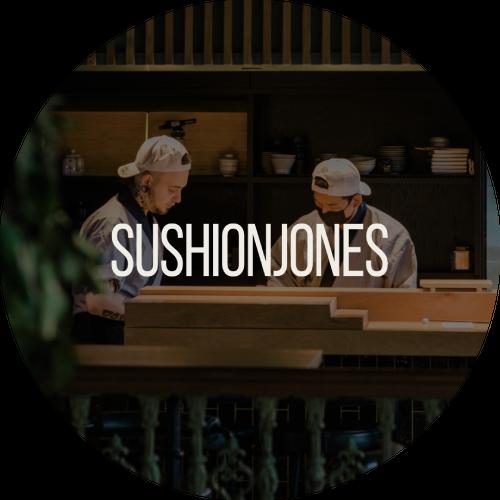 Sushi On Jones (Logo)